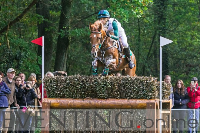 Cathal Daniels riding military boekelo 2015 photo by Eventingphoto