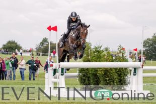 Alexandr Markov competing at Strzegom photo by eventing photo