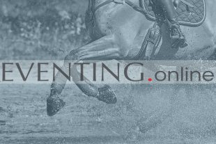 cross country eventing training