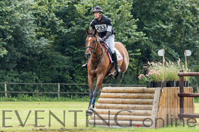 Cyril Gavrilovic competing eventing photo by eventing photo