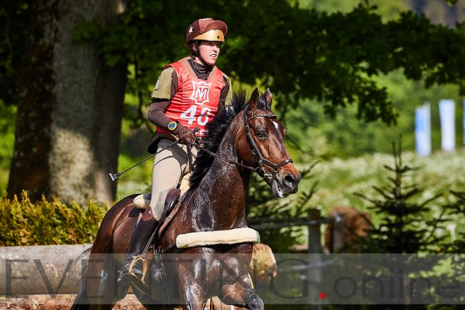 Laura Hoogeveen (NED) Wicro Quibus N.O.P | © www.eventingphoto.com