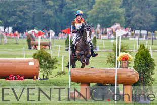 Lisa Joosse NED Rathcline Dream Strzegom 2019 photo Eventing Photo