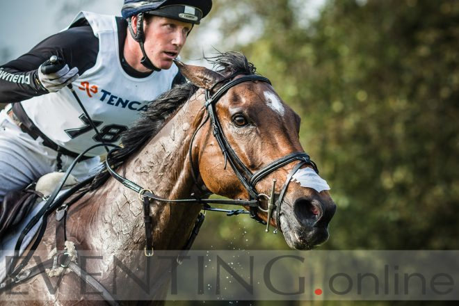 Oliver Townend GBR Cooley Master Class at Military Boekelo 2014 photo by Eventing Photo