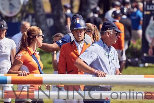 Bjinse Venderbosch NED | © photo by Eventing Photo